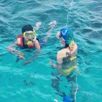 Mengalum Island Day Trip Snorkeling Package