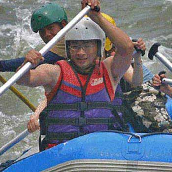 Kiulu Water Rafting with BBQ Lunch Package