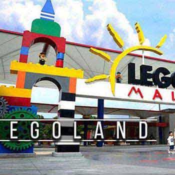 4D | 3N Universal Studios + Legoland Package