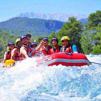 Rafting Tour Package
