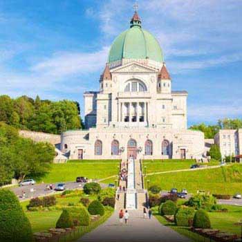 Canada - Montreal & Quebec Tour