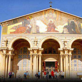Holy Land, Fatima, Spain & Lourdes Tour