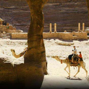 Jordan, The Holy Land & Medjugorje Tour