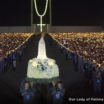 Fatima, Spain, Lourdes & Paris Tour