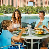 Atlantis Lunch / Dinner Tour