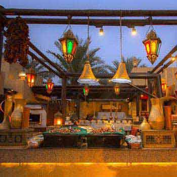 Bab al Shams Dinner Tour