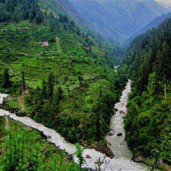 Peaceful Tour To Paravati valley