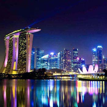 Singapore Honeymoon Delights Tour