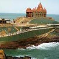 Madurai ,Rameshwaram, Kanyakumari Spritual Tour