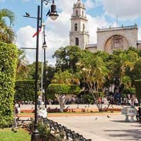 Colonial Highlands Tour with Mexico City - Yucatan