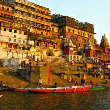 Golden Triangle - Tigers - Khajuraho - Varanasi Tour