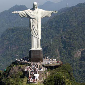 Brazil Highlights Rio and Salvador - Iguassu - Paraty Tour
