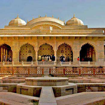 Treasures of Rajasthan Including Great Thar Desert Tour