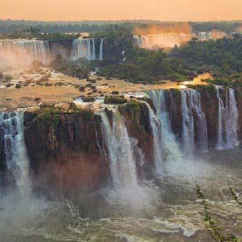 Exploring 3 Countries Peru - Argentina - Brazil Tour