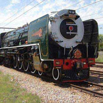 Rovos Rail Golf Train: Sun City - Durban - Kruger Tour