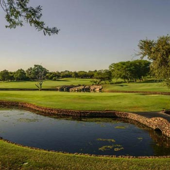 Golf: Leopard Creek - Garden Route - Fancourt Tour