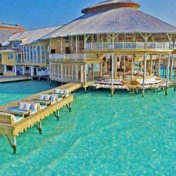 Highlights Of Sri Lanka - Maldives Tour