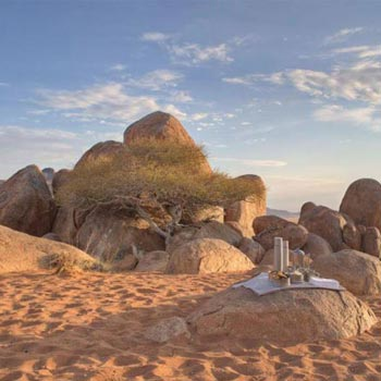 Privately Guided Namibia Safari Tour