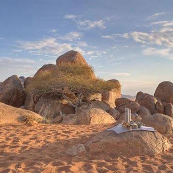 Privately Guided Namibia Safari Tour