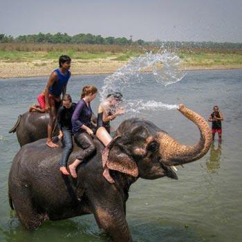 Best Of Nepal - Incl. Mini Annapurna Trail - Chitwan Tour