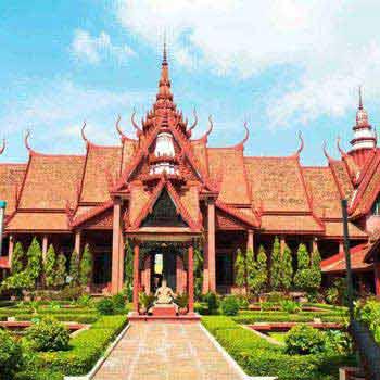 Phnom Penh 6D Tour