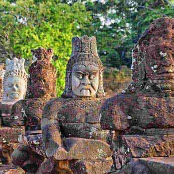 Siem Reap - Angkor Wat 3D Tour