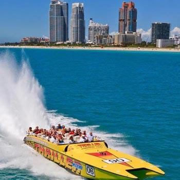 Thriller Speed Boat Tour