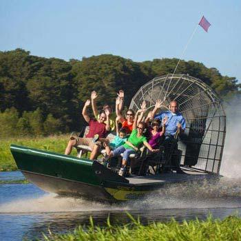 City Tour - Key West - Everglades Tour Bundle