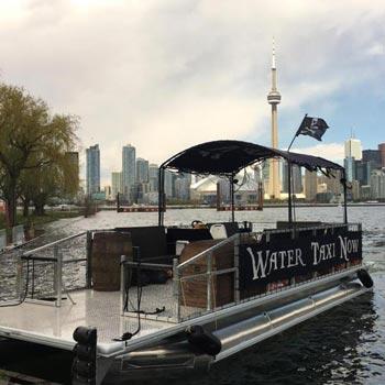 City Tour - Water Taxi Tour