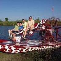 City Tour - Everglades - Biscayne Boat Tour
