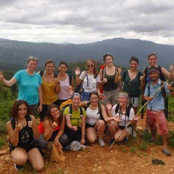 2 Days Trekking Only Walk At Doi Inthanon Area Tour