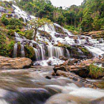 1 Day Trekking Only Walk at Doi Inthanon Area Tour