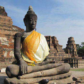 1 Day Ayutthaya Highlight Tour