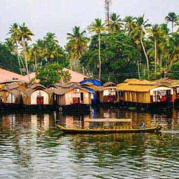 Chennai, Munnar, Thekkady, Alleppey, Chennai Tour