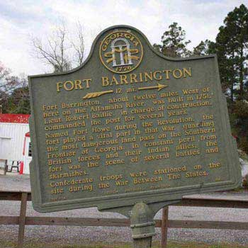 Fort Barrington Tour