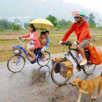 Full Day Hue Biking Tour