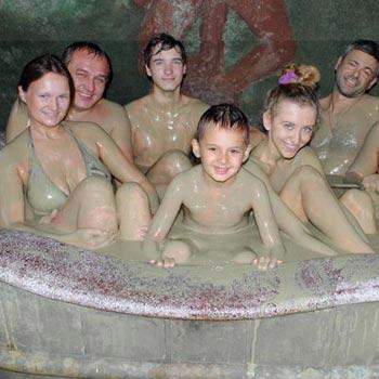 Thap Ba Hot Spring Bathing & Mad Spa Tour