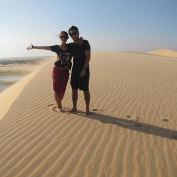 Sunrise/Sunset At Mui Ne Sand Dune Tour