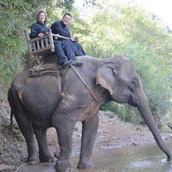 Luang Prabang – Mahout Course Tour