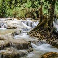 Luang Prabang – City Tour – Kuang Si Waterfalls ...
