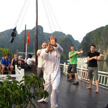 Oriental Sail Cruise Tour