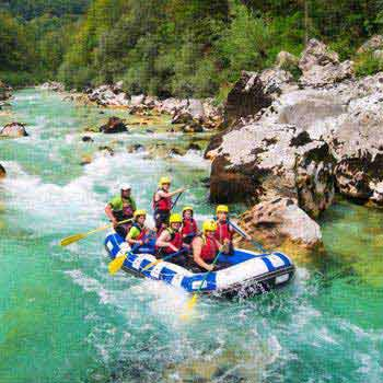 Emerald River Adventure Tour