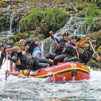 Rafting Sava Tour