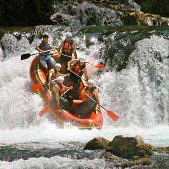 Rafting Soca Tour