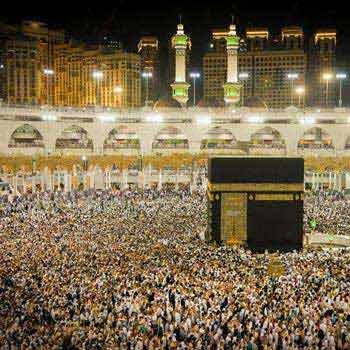 Deluxe Hajj Package 1 - Makkah First