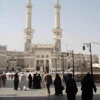 Super Deluxe Hajj Package 3 - Makkah First