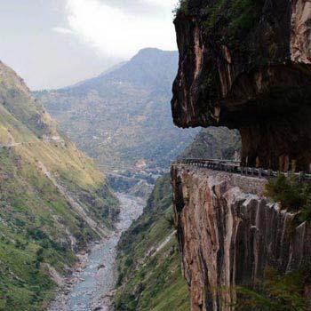 Lahaul Spiti Valley Bike Tour From Shimla