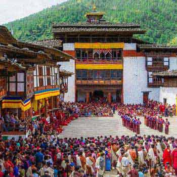 Western Bhutan Discovery Tour