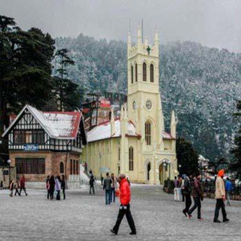 Chandigarh to Shimla Tour
