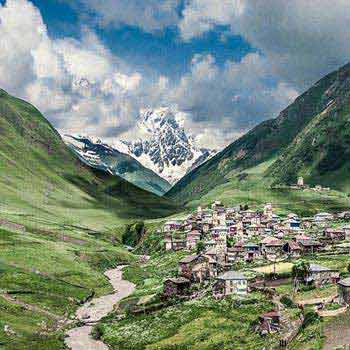 Svaneti – Near to the Sky Tour